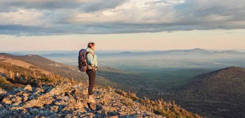 An Oregon Man Is Walking Thousands of Miles Across the U.S. to Develop a 12,000-mile Cross-country Hiking Trail