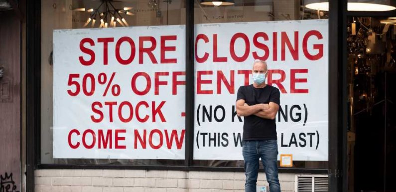 Yelp: 60% of small businesses were shut down are now closed forever