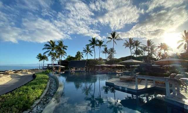 You'll cry when you leave: A review of the Four Seasons Hualalai resort in Hawaii