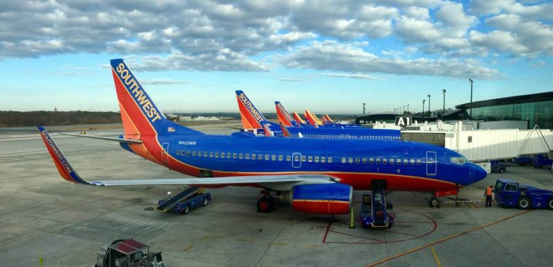 Southwest Airlines helps BWI dominate DC area as coronavirus shakes up US airports