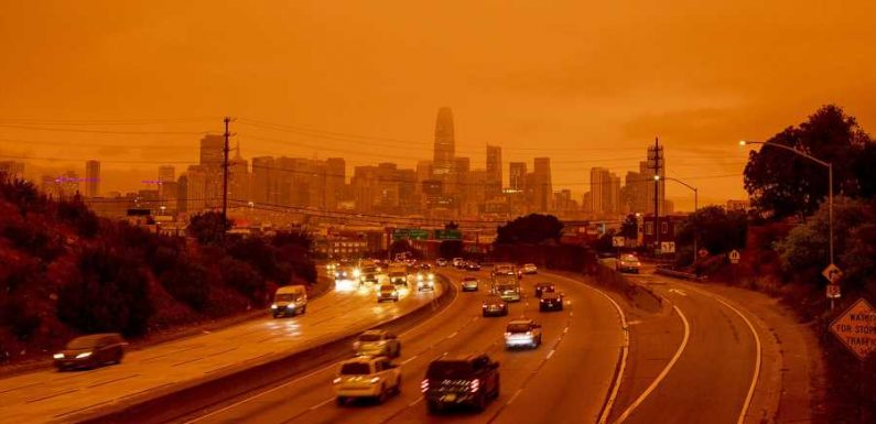 Hundreds of Thousands Evacuated in Oregon, Death Toll Rises in California As West Coast Fires Continue to Rage