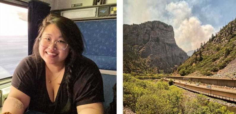 This Woman Traveled Solo Across the U.S. by Train During the Pandemic — Here's What She Learned