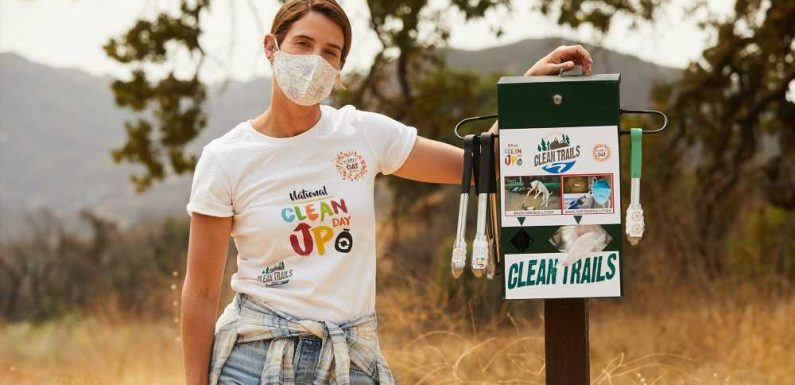 'Avengers' Star Cobie Smulders Is Gearing Up for National CleanUp Day on Saturday — How to Get Involved
