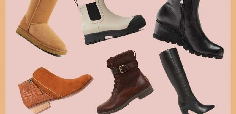 The 13 Most Comfortable Women's Boots for 2020