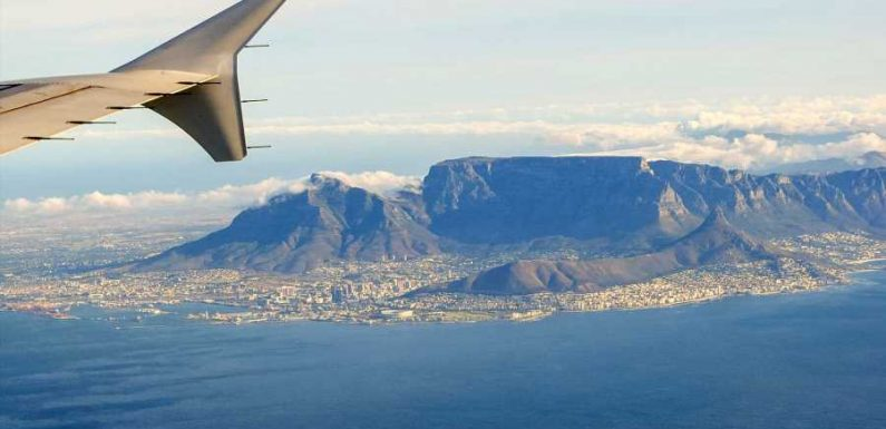 You Could Win a Year of Free Flights by Naming South Africa's New Airline