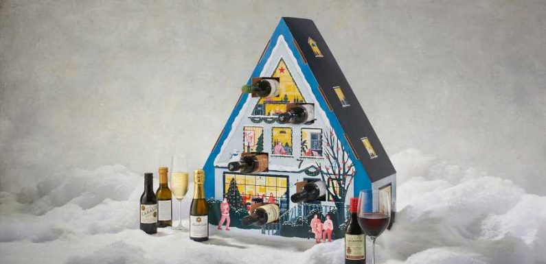 Wine Advent Calendars Are Already Flying Off the Shelves — You Can Order This One Online