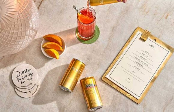 The World's Best Bar Just Released Cocktails in a Can so You Can Enjoy Its Drinks From Anywhere