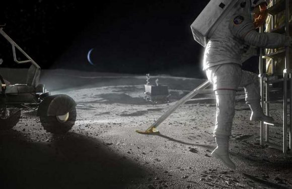 NASA Plans to Land the First Woman on the Moon in 2024