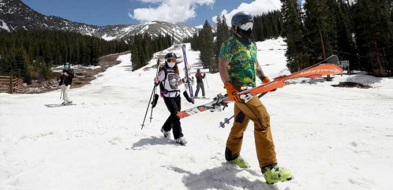 Ikon Pass Resorts Are Ready for Ski Season With Masks, Disinfectant Protocols, and Plans for Social Distancing