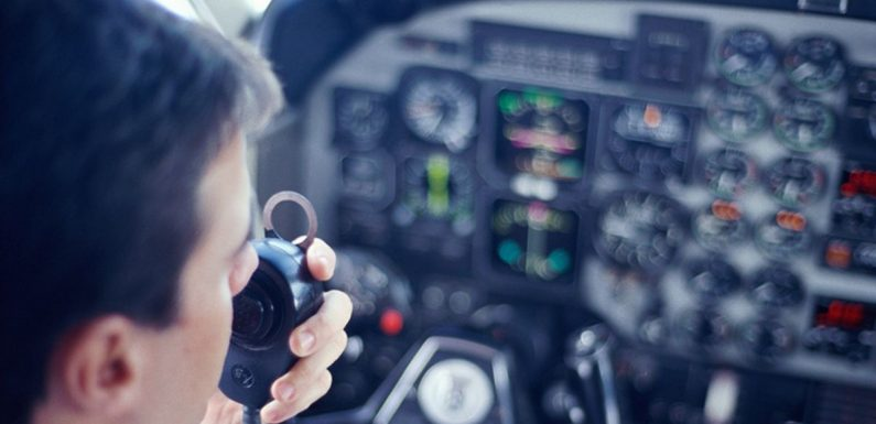 Pilot exposes his biggest fear when it comes to flying a plane