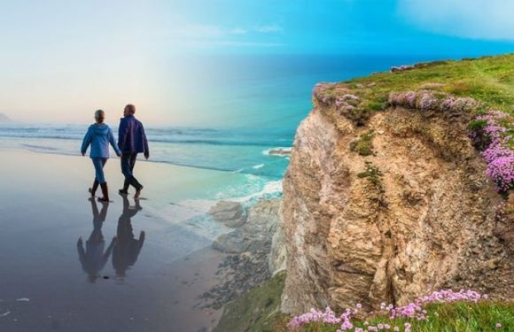 Porthtowan Beach: Make the most of Autumn with a visit to Cornwall's northern coast