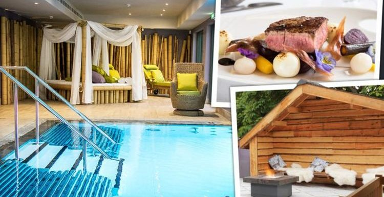 UK Spa Breaks: A perfect staycation getaway at Ye Olde Bell Hotel & Spa