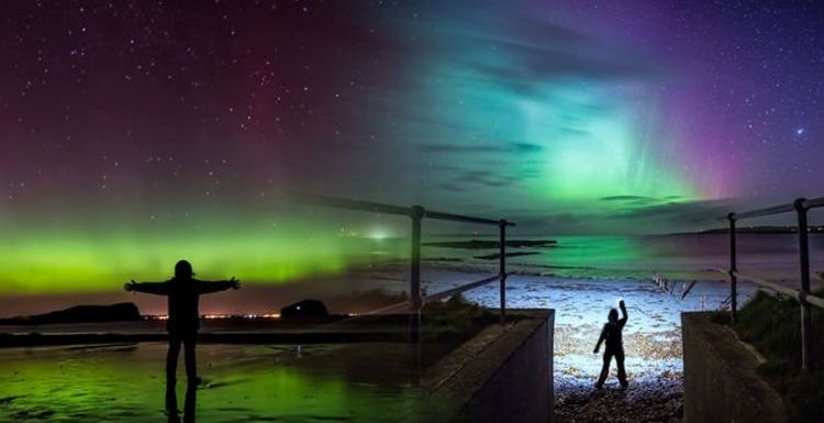 Northern Lights: Britons could spot aurora borealis this October from the UK