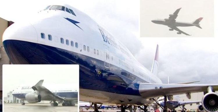 WATCH: British Airways 747s fly from Heathrow for final time as BA says goodbye