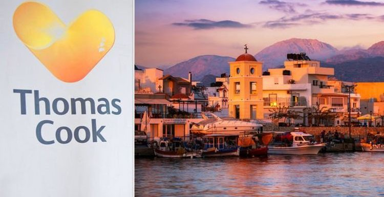 Greece holidays: Thomas Cook launches Crete holiday deals as soon as this month