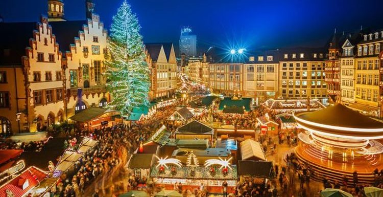 Holidays: Germany adds UK to 'high risk' list with cities cancelling Christmas markets