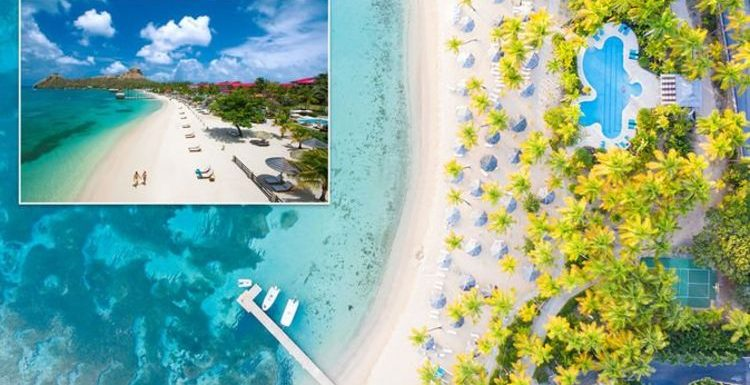 Sandals Resorts: Britons can book £600 discount on holidays to travel corridor hotspots