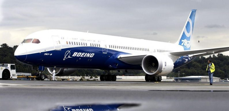 UAE aerospace firm to expand factory for Boeing 787 manufacturing