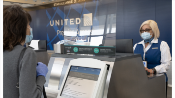 United will give free airport COVID-19 tests on select flights to London: 'We have to show that it works'