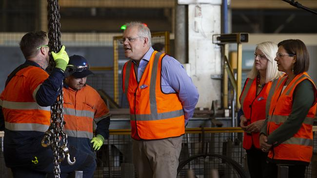 "Prime Minister Scott Morrison hits out at border ""double standards"" in Queensland"