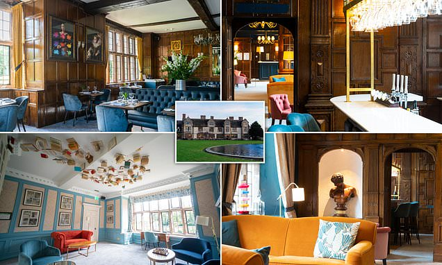 The Inspector reviews Billesley Manor Hotel near Stratford-upon-Avon