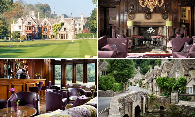 A review of The Manor House hotel in Castle Combe in the Cotswolds