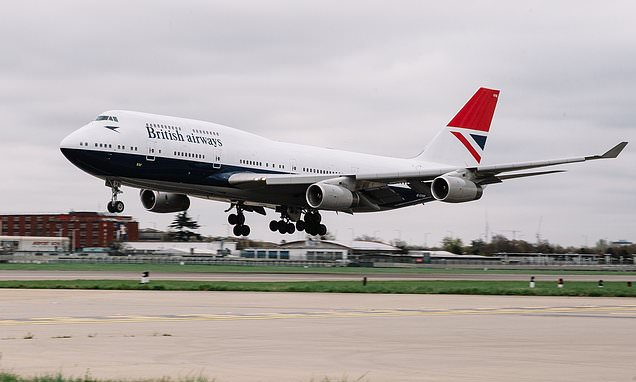 British Airways 747 to be transformed into a CINEMA