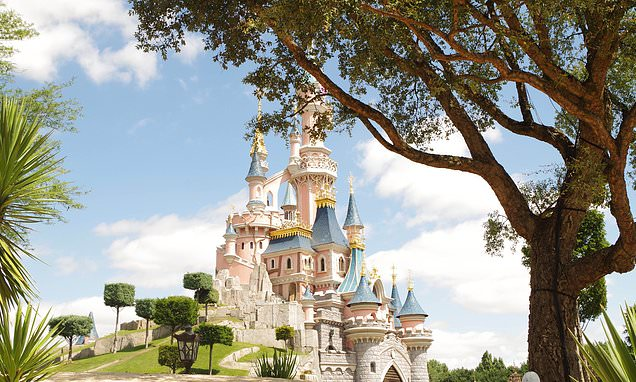 Disneyland Paris is closing TODAY as a result of France's lockdown