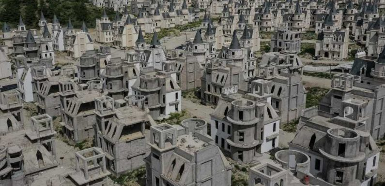 These are Europe's eeriest ghost towns