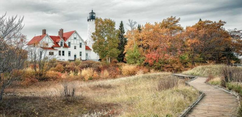 The Most Haunted Lighthouses of the Great Lakes Region