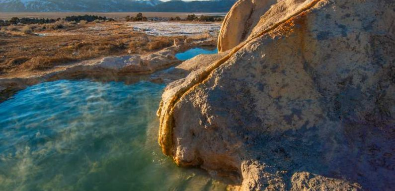 10 of the Best Hot Springs in the United States