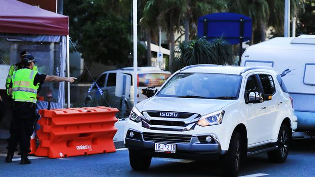 Qld election 2020: Border pass changes