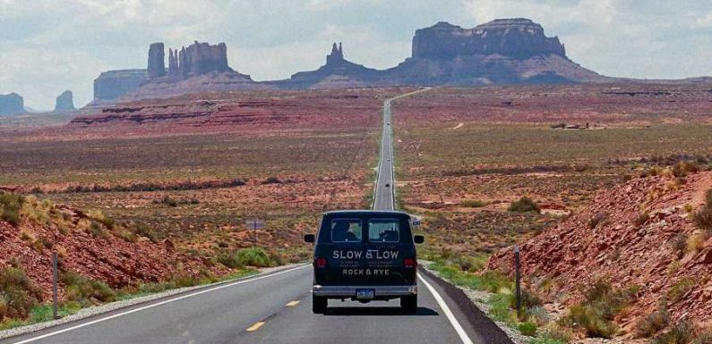 This Cocktail Company Will Pay You to Take an Epic U.S. Road Trip in Its 'Whiskey Van'
