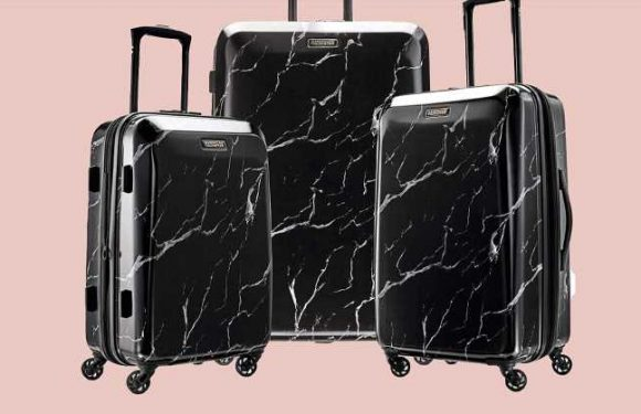 This 3-piece Luggage Set Is Nearly Half Off for Prime Day