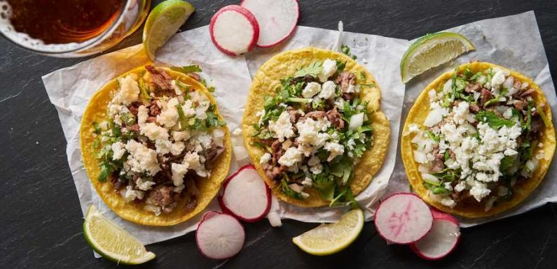 This California Town's 'Taco Trail' Is Every Mexican Food Lover's Dream