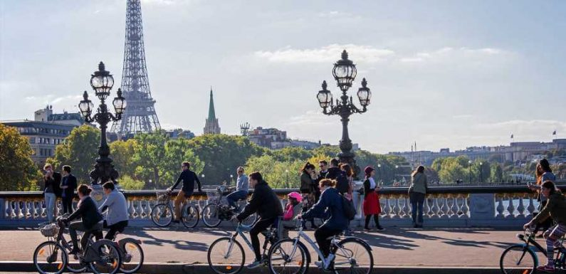 These Are the World's Best Cities for Biking