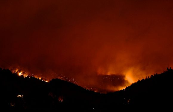 Fast-moving Colorado Fire Forces Thousands of Evacuations, Closing of National Forest