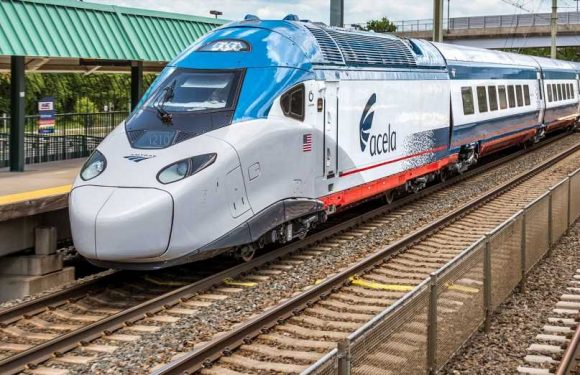Amtrak's Latest Sale Lets Kids Ride for Free