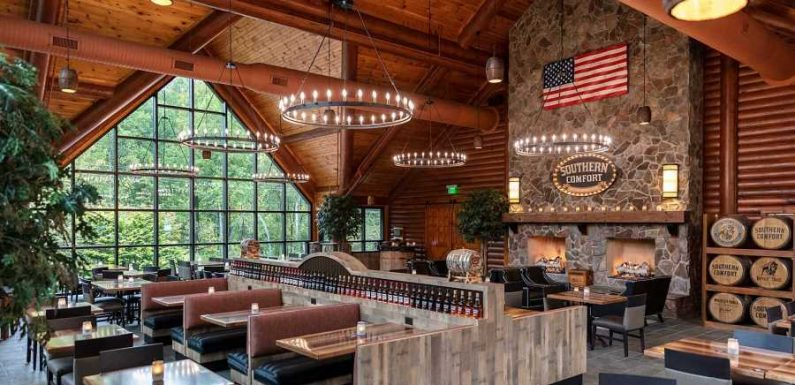 Southern Comfort Whiskey Is Opening Its First Restaurant in the Smoky Mountains