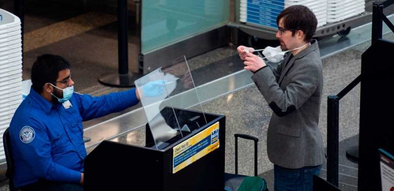 12 Tips for Flying in a Pandemic, According to TSA Directors