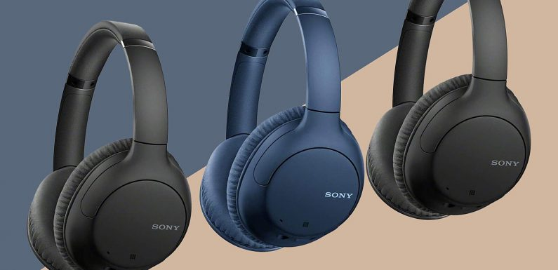 These Sony Noise-canceling Headphones Are the Cheapest They've Ever Been on Amazon — Shop Them for Just $88