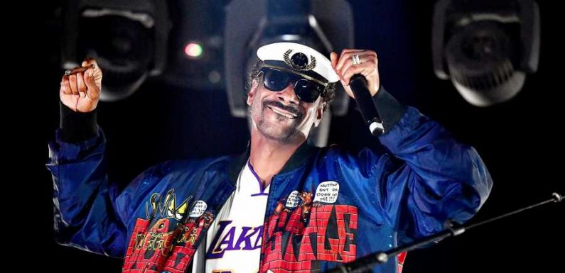 Snoop Dogg Gets Real About the One Thing Helping Him Chillax in 2020
