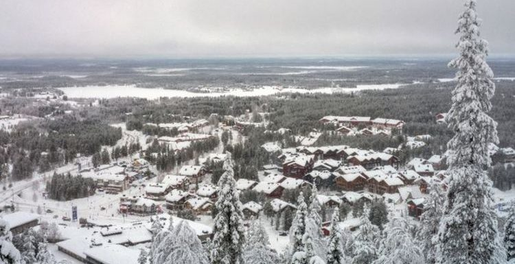 Winter Holidays: Snow for it with Father Christmas in Lapland