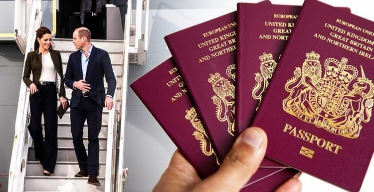 Kate Middleton and Prince William: Do royals need visas to travel abroad?
