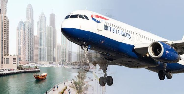British Airways relaunches Dubai holidays with £100 savings – but you must act fast
