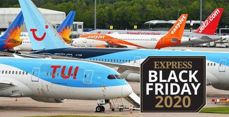 Black Friday 2020 flights: Latest update on the best deals & sales from airlines