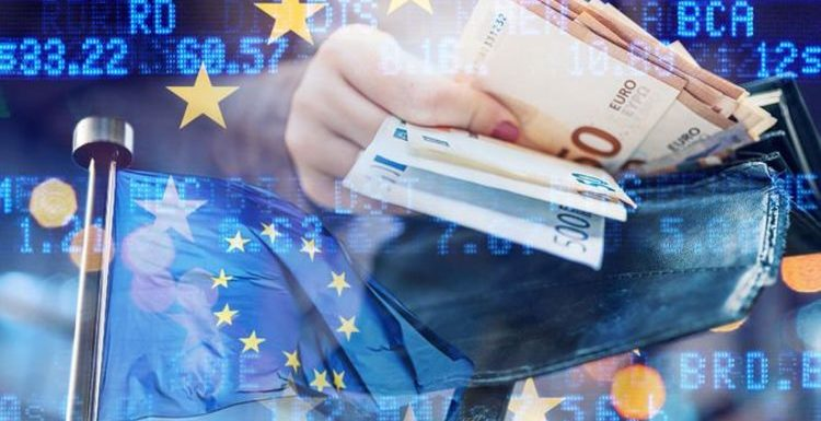 Pound euro exchange rate driven by Brexit as hope grows for UK-EU trade deal