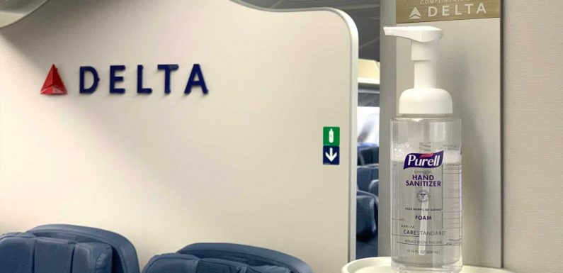 Nervous about a full flight during the pandemic? Delta plans to block middle seats through March