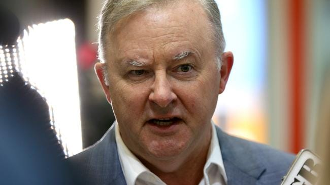 Controversial border has 'kept Queenslanders safe': Anthony Albanese