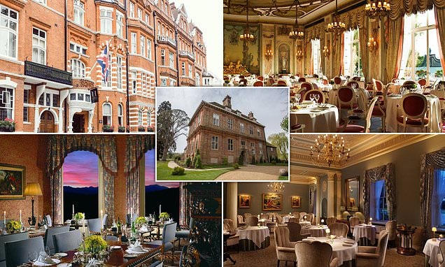 The AA reveals its new restaurant Rosette and hotel Red Star winners